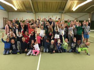 TCNG feiert neue Vereinsmeister